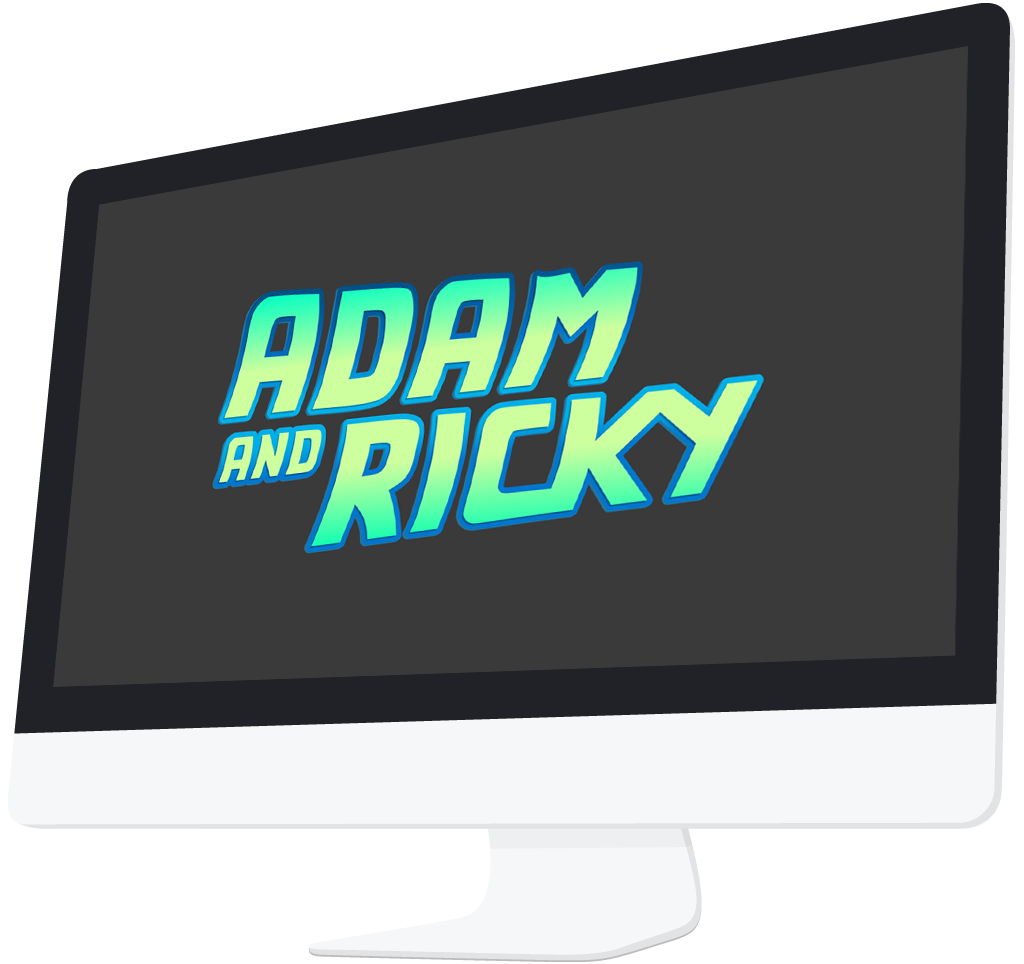 Adam and Ricky - Jonas Zamora